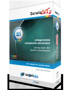 box SerwisGT2 agd